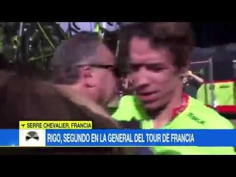 ¡SORPRESA¡ para rigoberto urán su familia adoptiva le da animo para peliar el tour - VER VÍDEO -> http://quehubocolombia.com/sorpresa-para-rigoberto-uran-su-familia-adoptiva-le-da-animo-para-peliar-el-tour    SUSCRIBETE Y APOYA EL MERCADO COLOMBIANO FECEBOOK : TWITTER    :  Créditos de vídeo a Popular on YouTube – Colombia YouTube channel