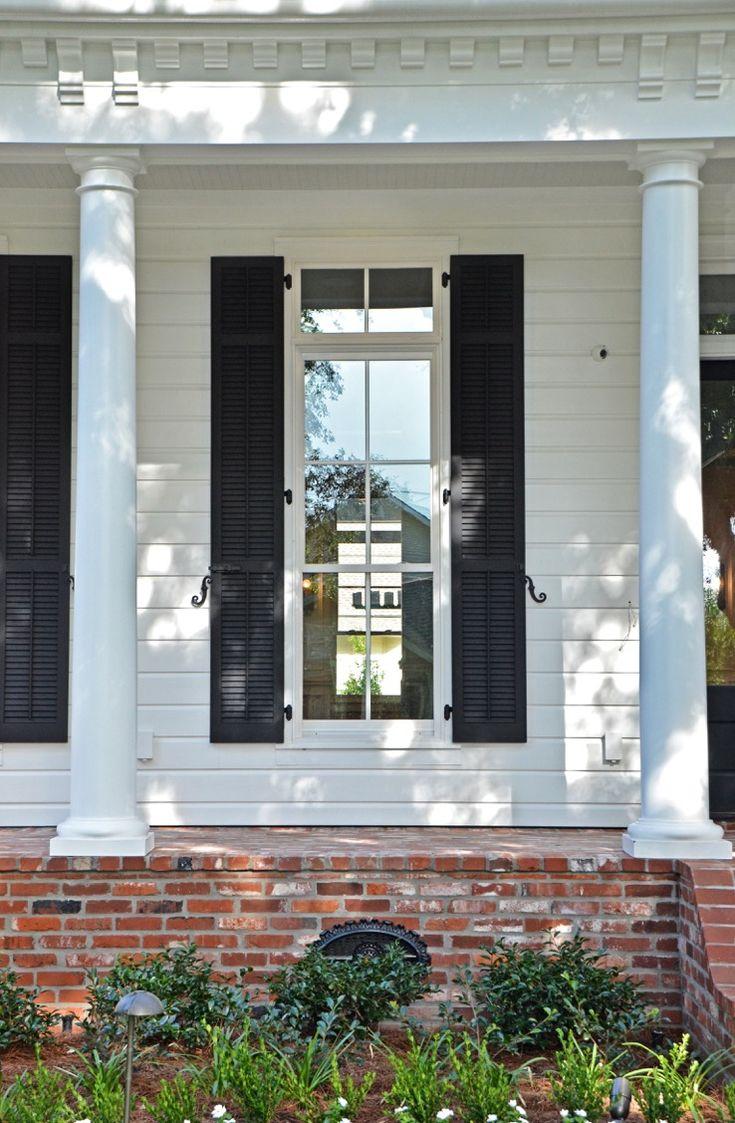 Bay window exterior shutters - Best 25 Exterior Vinyl Shutters Ideas On Pinterest Vinyl Window Trim Exterior Windows And Window Trims