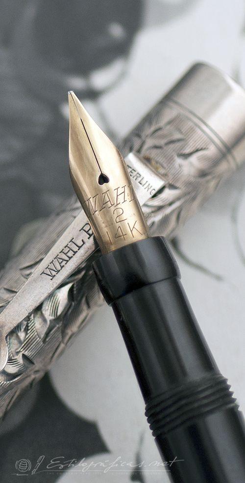Wahl Pen 503C Sterling
