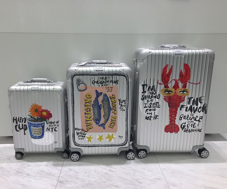 RIMOWA Art collection