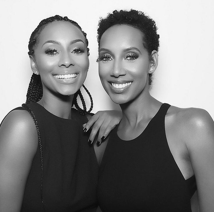 Keri Hilson and her Mom… WOW