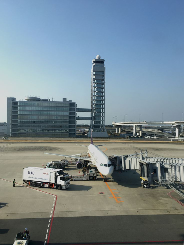 Kansai International Airport or more known by KIX symbol, is one of the gate to Osaka