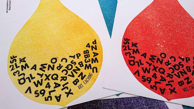 ARTCACHING – Sida 5 – Letterpress på Rundqvist & Co