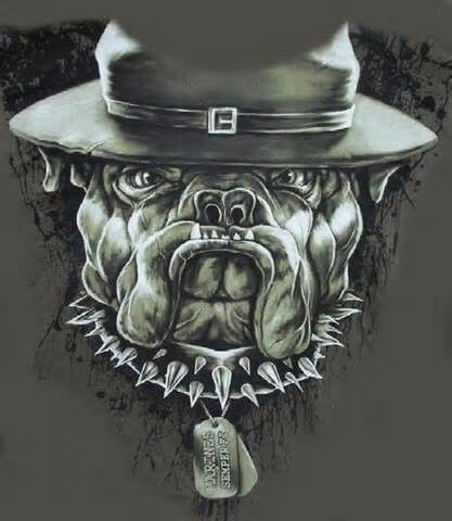 Marine Drill Instructor! | Brothers In Arms | Pinterest | Marines, Marine corps and USMC