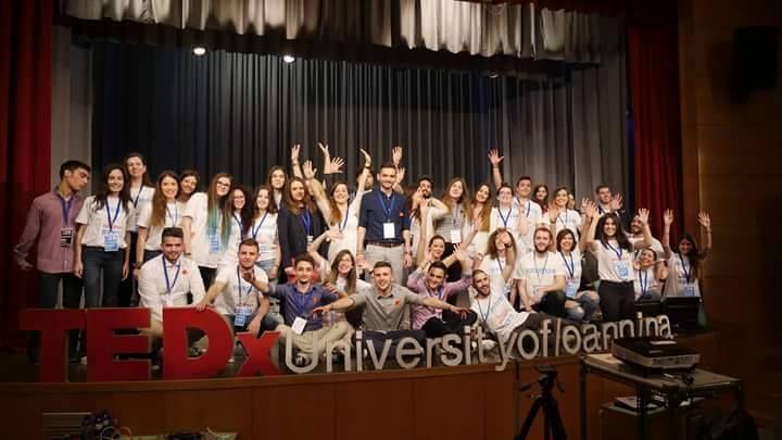Βρεθήκαμε στο πρώτο TEDxUniversityofMacedonia και σας μεταφέρουμε το κλίμα και την εμπειρία μας!