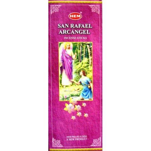 San Rafaël Arcángel (Aartsengel Rafaël) HEM wierook € 0,99