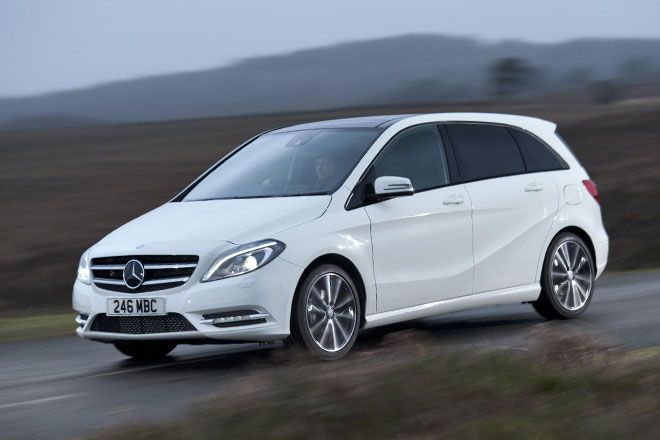 Mercedes Benz India to launch new b-class on September 18