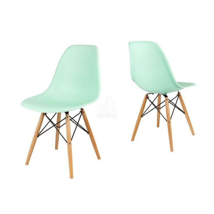 Modern Mint chair