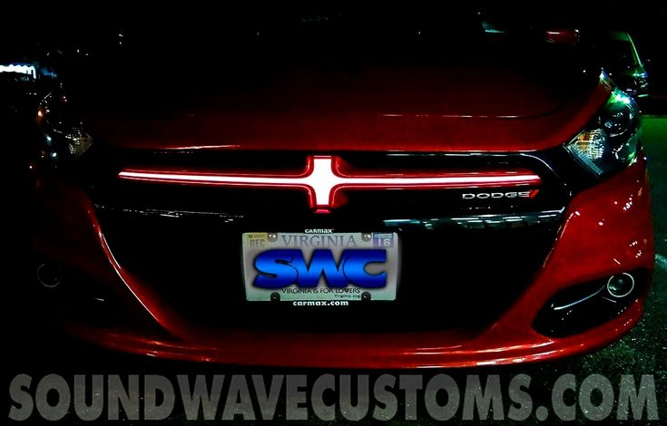#soundwavecustoms #dodge #dart #crosshairs #LED #oracle #lighting #upgrades #installs #caraudio #mobilelectronics #vehicleaccessories #12volt #wedoitall #hamptonroads #tidewater #757 #virginiabeach #norfolk #chesapeake #newportnewsva #hampton #SWC  Interested in a remote car starter or upgraded car audio system? View our profile for our contact information & give one of our team members a call today.
