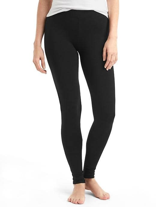 Size small. Thick black legging. Can be from somewhere else.