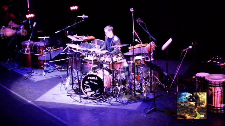 "Drums Solo by ELIO PIEDRA LIVE DVD ""PATHWAY""By  ""EQT"""
