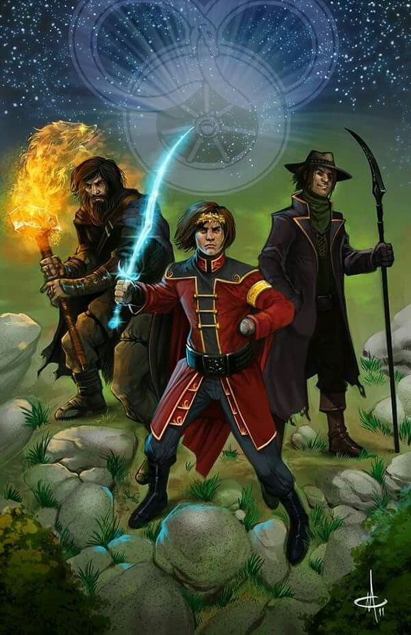 cuz_Wheel of Time - Rand, Mat, and Perrin💕 | Wheel of time books, Best fantasy series ...