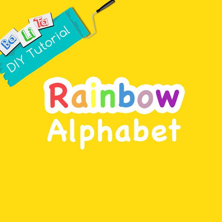 Buat mainan edukasi Anda sendiri untuk bermain dan belajar bersama anak di rumah. Manfaatkan bahan-bahan sederhana yang mudah didadapat.   Kali ini, BalitaBelajar akan berbagi ide permainan untuk mengenalkan alfabet kepada anak.  Ready? Steady? Go!