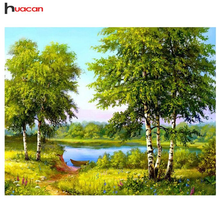 check price hot sale diy 5d diamond painting cross stitch landscape diamond mosaic embroidery high #mountain #high