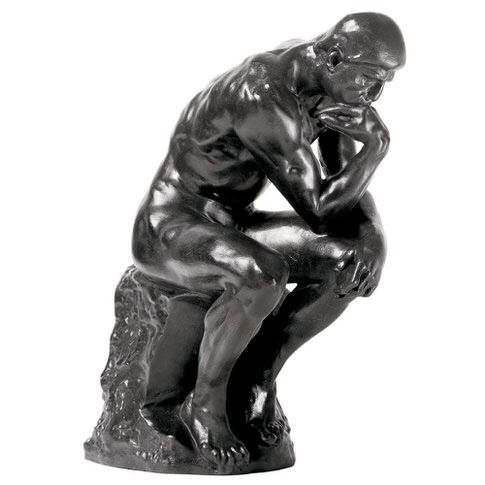 The Thinker Sculpture Analysis Essay - image 3