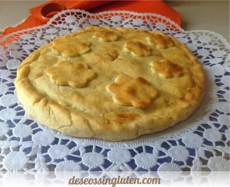Deseos Sin Gluten: EMPANADA DE YUCA CON BONITO SIN GLUTEN
