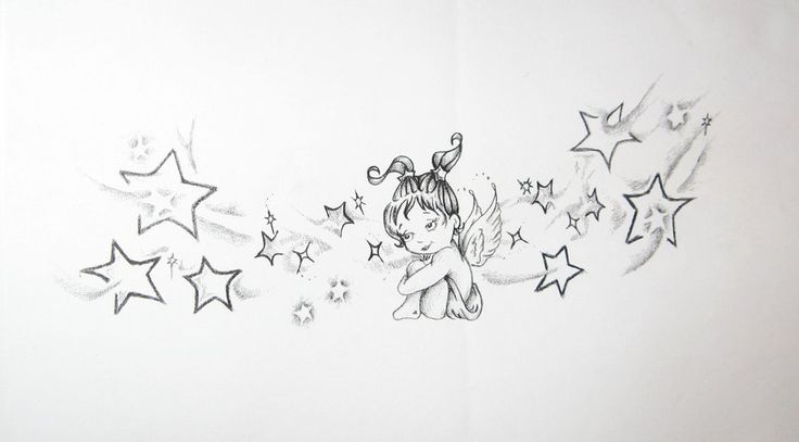 Baby Angel Tattoo Designs   Angel Wings Tattoo Pictures Collection - Free Download Tattoo #22 ...