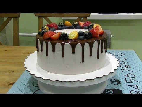 (148) Учимся делать шоколадные подтеки - YouTube