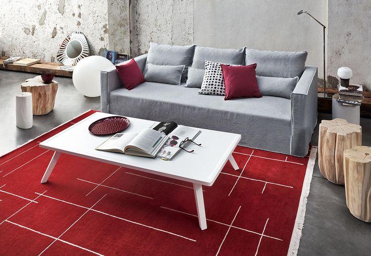 Utilizzare i tondini di metallo industriale nel design degli interni - Elle Decor Italia