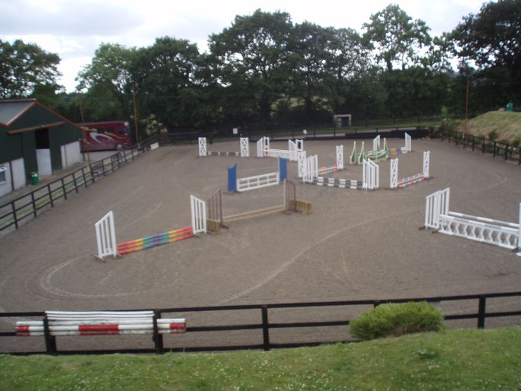 My Own Show Jumping Arena... Yes Please
