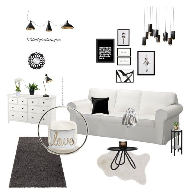 """Untitled #29"" by nikolalazanska on Polyvore featuring interior, interiors, interior design, home, home decor, interior decorating, Loloi Rugs, Squarefeathers, Americanflat and Frontgate"