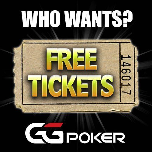 FREE TICKETS anyone? No deposit required!  You can find full details on our blog post here:  http://ift.tt/2mpek8S  To claim your free tickets simply: - Download the GGPoker app from www.ggpoker.com and create an account - Verify your email address - Comment on our Facebook post by 23:59 GMT on Sunday March 5th with your new Player ID here - http://ift.tt/2mGS5XZ  GGPoker will have LOADS of great promotions ready for you in the near future stay tuned! In the meantime we hope you enjoy our…