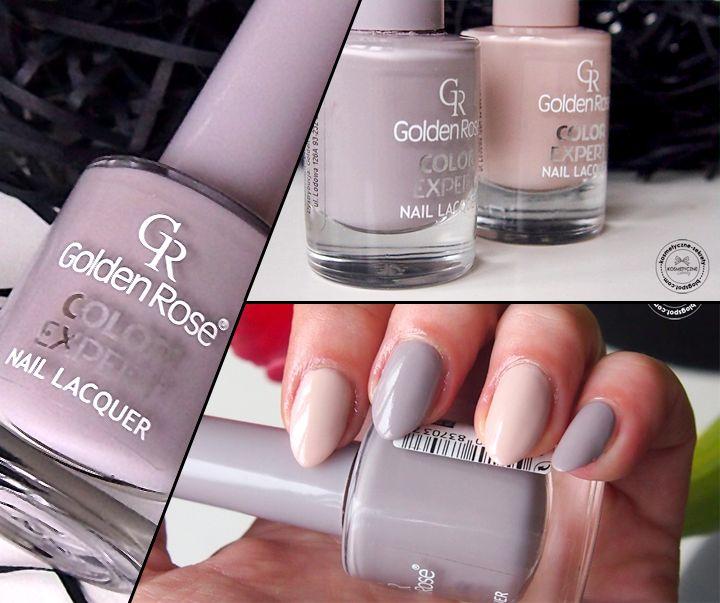 Nowy kolor z serii Color Expert! Niezwykle oryginalny odcień, miks beżu, fioletu i szarości! Jak Wam się podoba?