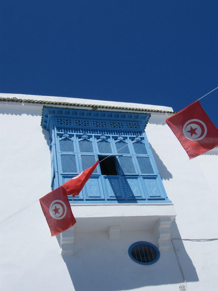 Stunning Sidi Bou Said, Tunisia