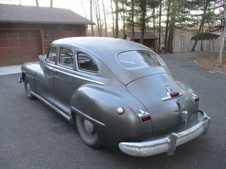 1947 Dodge Sedan 4 door | eBay