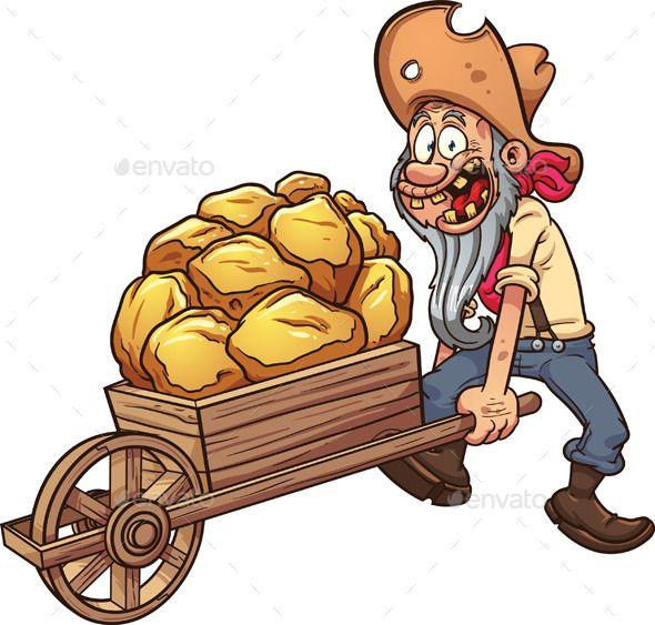 14 best gold miner cartoons images on pinterest toy Disney Villain Silhouette Clip Art disney villains clip art