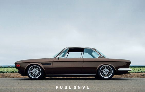 Euro Low: Cole Foster's 1971 E9 BMW 2800 CS