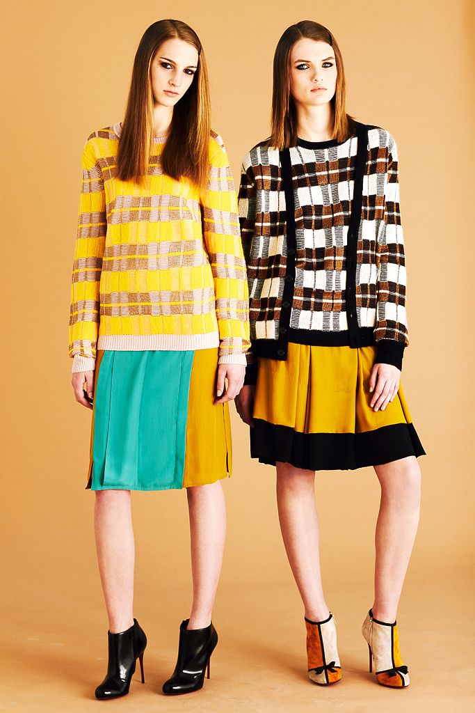 Jonathan Saunders Pre-Fall 2012 - Collection - Gallery - Style.com