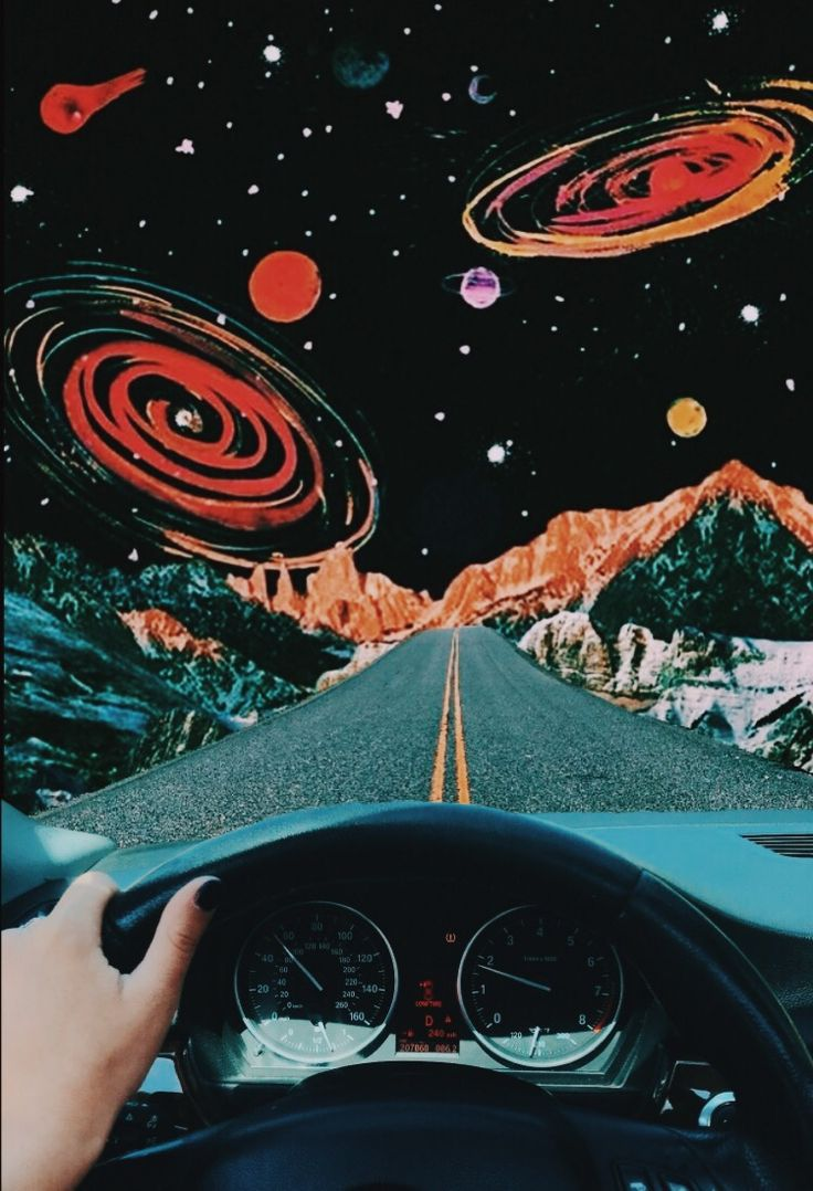 Trippy Wallpapers Universe