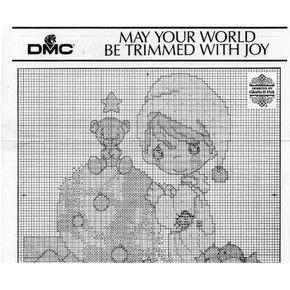 cross stitch patterns free | DMC CROSS STITCH PATTERNS « Free Patterns