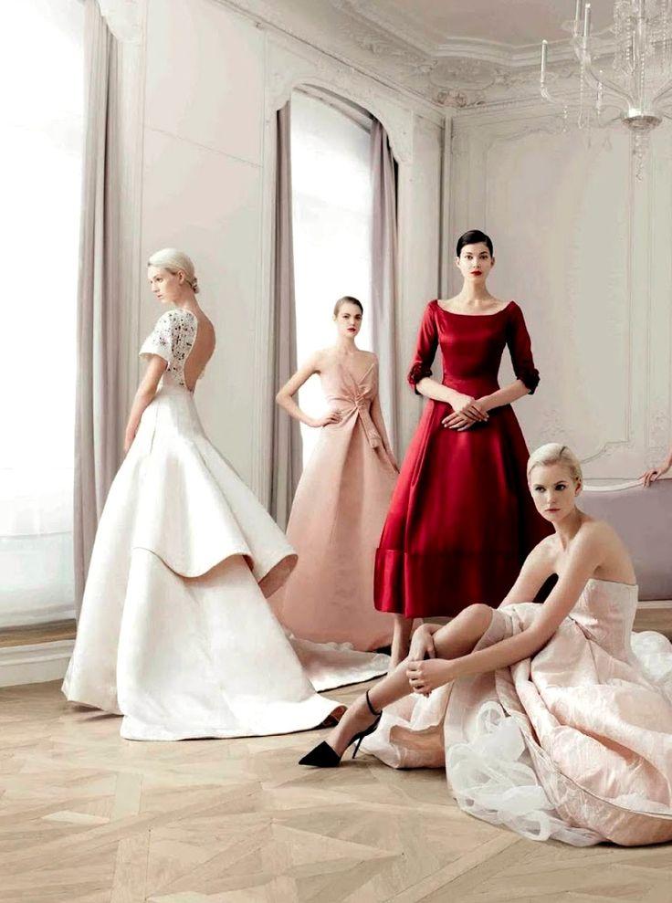"""a-luxury-fantasy: """" Jean-Baptiste Mondino for Vanity Fair Spain """""""