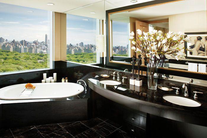 Mandarin Oriental New York  New York, NY, USA