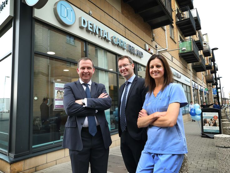 Busy times as Dental Care Ireland officially opens three new local practices