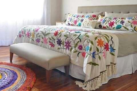 Estilo romantico para tu habitacion!