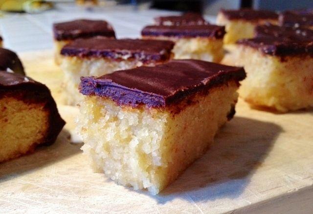 Claire Au Matcha: Le Namandier au chocolat