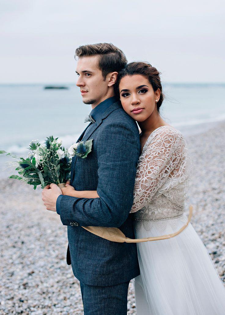 Etretat Nautical Wedding Kasia Bacq-07