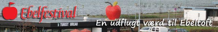 Ebelfestival. En uges festival i Æbeltoft med æbler som tema. Der presses 13 ton æbler, laves 6500 liter æblesaft og plantes 250 æbletræer. der er mange andre aktiviteter i hele byen. har et stort korps af frivillige involveret.