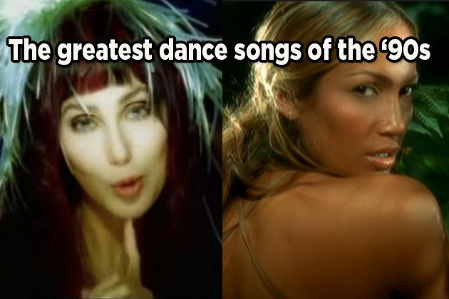 Playlist here: | The 101 Greatest Dance Songs Of The '90s
