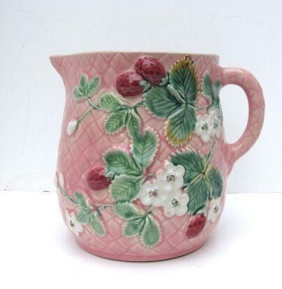 Pink jug.shorter?