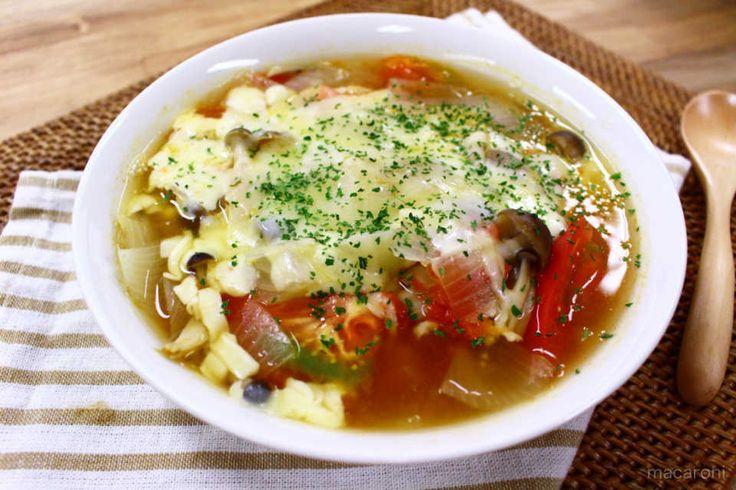 一生食べられるスープで一生きれい