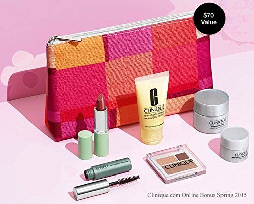Clinique Repairwear and Make up Gift Set 70 Value -- Check this awesome product by going to the link at the image.