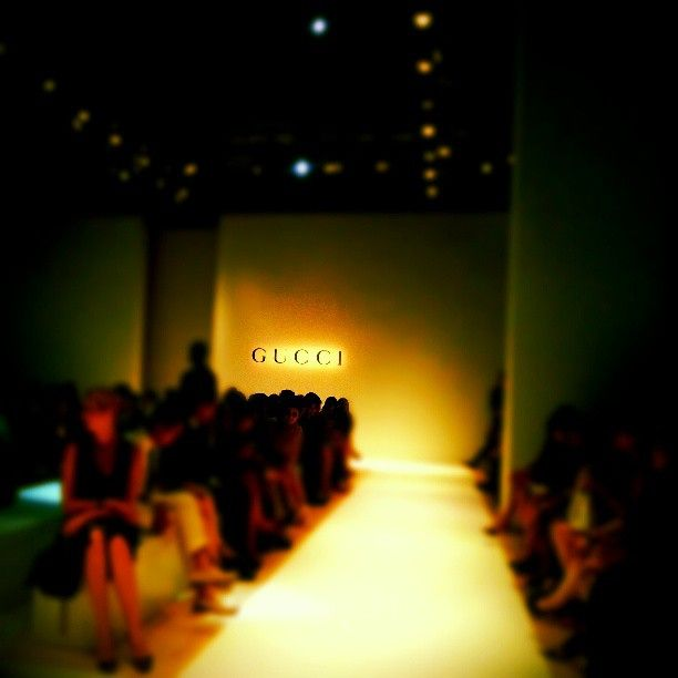 #fashionshow Photo by desmondteh