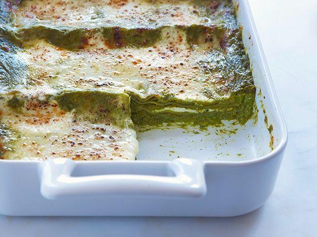 Swiss Chard Lasagna Recipe : Food Network Kitchen : Food Network - FoodNetwork.com
