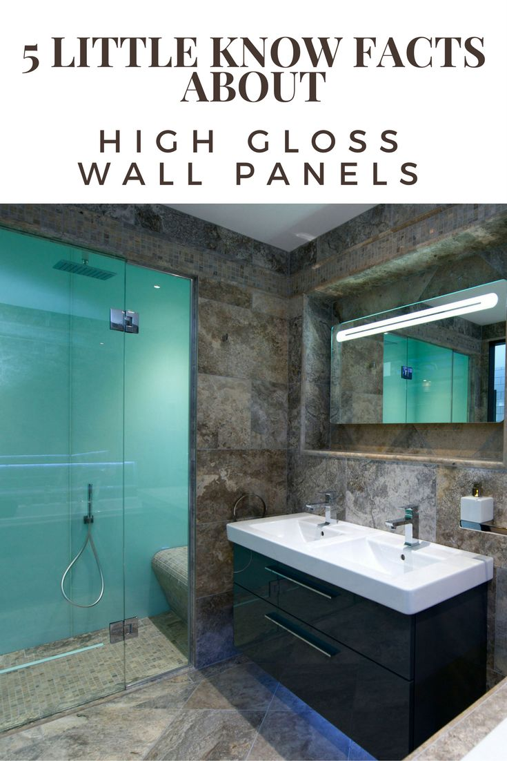 Best Lustrolite Wall Panels Images On Pinterest High Gloss - Acrylic bathroom wall panels for bathroom decor ideas