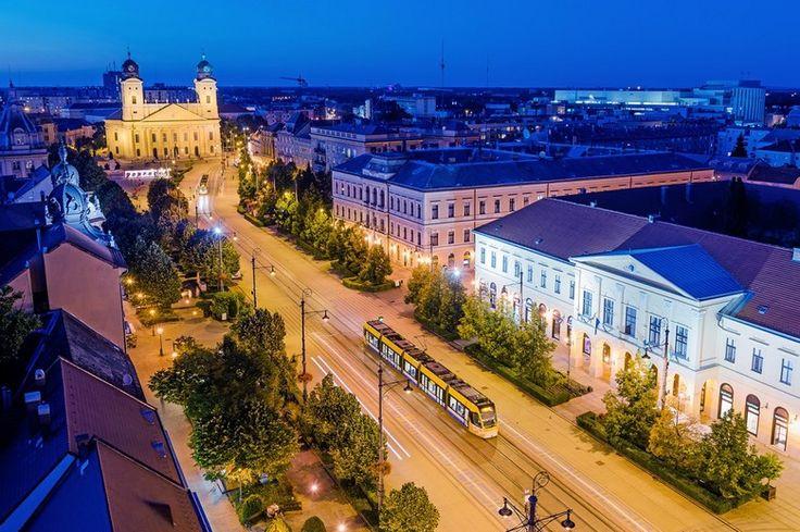 Debrecen (városnézés)
