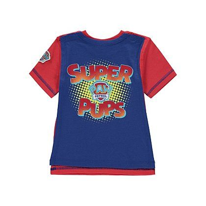 Paw Patrol Super Pup Two Way T-shirt | Kids | George at ASDA